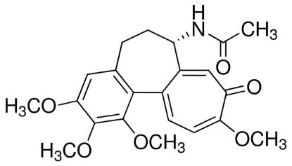 图片 秋水仙素 [秋水仙碱],Colchicum autumnale [Colchicine];Calbiochem®, powder, ≥94%
