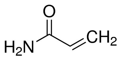 图片 丙烯酰胺,Acrylamide;analytical standard, ≥99.0% (GC)