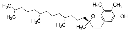 图片 (+)-γ-生育酚 [D-γ-维生素E],(+)-γ-Tocopherol [TCP];analytical standard