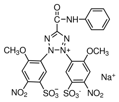 图片 XTT钠盐,XTT sodium salt;powder, BioReagent, suitable for cell culture, ≥90%