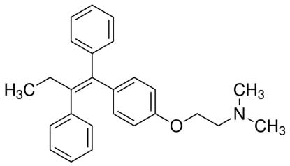 图片 他莫昔芬 [泰莫西芬],Tamoxifen;≥99%