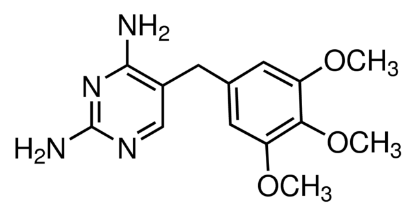 图片 甲氧苄啶,Trimethoprim;≥98% (HPLC)