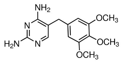 图片 甲氧苄啶,Trimethoprim;crystallized, ≥99.0% (HPLC)