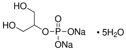 图片 β-甘油磷酸二钠盐五水合物 [β-GP];β-Glycerol phosphate disodium salt pentahydrate [BGP];≥98.0% (NT)