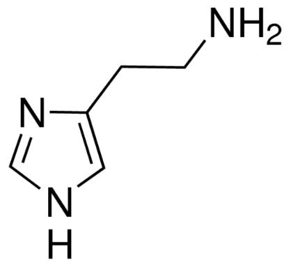 图片 组胺,Histamine;≥97.0%