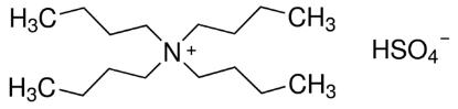 图片 四丁基硫酸氢铵 [TBAHS],Tetrabutylammonium bisulfate;suitable for ion pair chromatography, LiChropur™, ≥99.0%