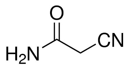 图片 氰基乙酰胺 [氰乙酰胺],Cyanoacetamide;99%