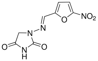 图片 呋喃妥因 [呋喃妥英, 呋喃坦啶],Nitrofurantoin;VETRANAL®, analytical standard