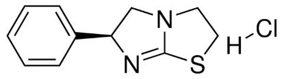 图片 左旋咪唑盐酸盐 [左咪唑, 驱虫净],(−)-Tetramisole hydrochloride;≥99% (GC)