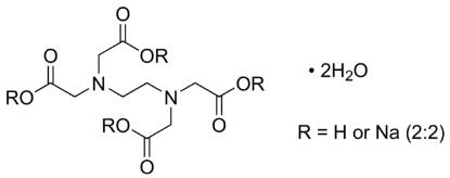图片 乙二胺四乙酸二钠盐二水合物,Titriplex® III [EDTA-Na2];(ethylene dinitrilo tetraacetic acid disodium salt dihydrate) EMPROVE® EXPERT Ph Eur,BP,ChP,JP,USP,ACS