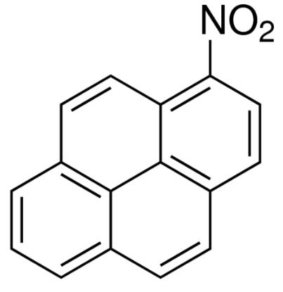 图片 1-硝基芘,1-Nitropyrene;≥95%