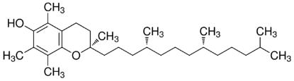 图片 (+)-α-生育酚 [维生素E],(+)-α-Tocopherol;from vegetable oil, Type V, ~1000 IU/g