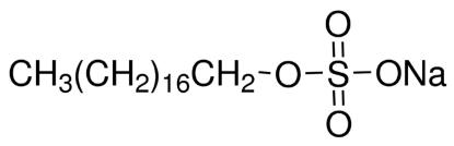 图片 正十八烷基硫酸钠,Octadecyl sulfate sodium salt;technical grade, 93%