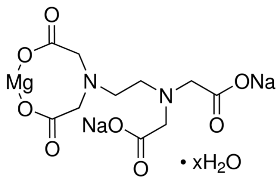 图片 乙二胺四乙酸二钠镁盐水合物,Ethylenediaminetetraacetic acid disodium magnesium salt hydrate;99% [EDTA钠镁盐]