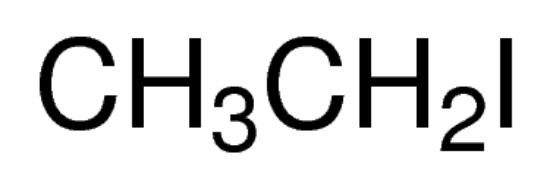 图片 碘乙烷,Iodoethane;contains copper as stabilizer, ReagentPlus®, 99%