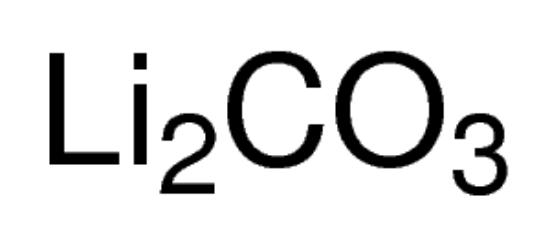 图片 碳酸锂,Lithium carbonate;puriss. p.a., ACS reagent, reagent (for microscopy), ≥99.0% (T)
