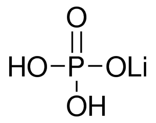图片 磷酸二氢锂,Lithium phosphate monobasic;≥99.99%
