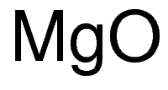 图片 氧化镁,Magnesium oxide;≥99% trace metals basis, -325 mesh