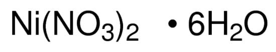 图片 硝酸镍(II)六水合物,Nickel(II) nitrate hexahydrate;crystals or chunks, 94.5-105.5%