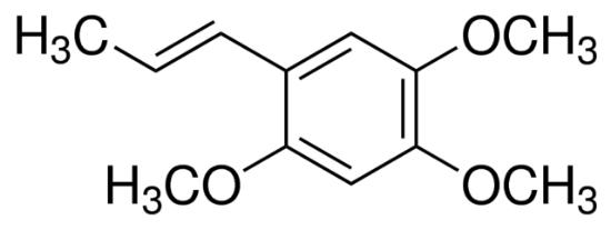 图片 α-细辛脑,α-Asarone;analytical standard, ≥97.0% (GC)