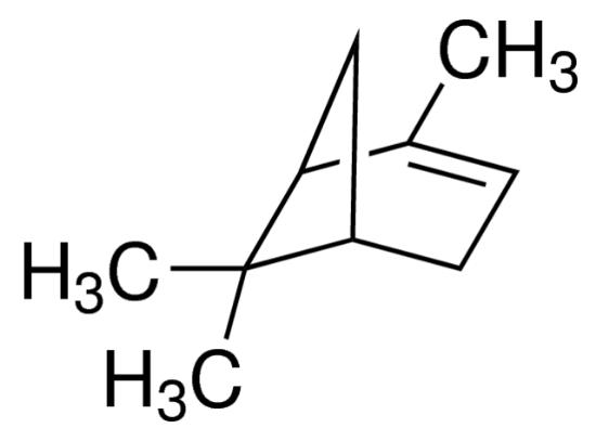 图片 (-)-α-蒎烯,(−)-α-Pinene;99%, optical purity ee: ≥86% (GLC)