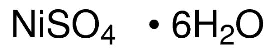 图片 硫酸镍六水合物,Nickel(II) sulfate hexahydrate;≥99.99% trace metals basis