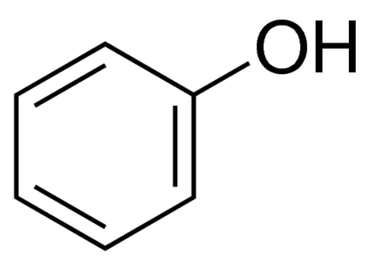 图片 苯酚,Phenol;BioUltra, for molecular biology, TE-saturated, ~73% (T)