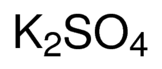 图片 硫酸钾,Potassium sulfate;BioXtra, ≥99.0%