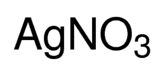 图片 硝酸银,Silver nitrate;meets analytical specification of Ph. Eur., BP, USP, 99.8-100.5%