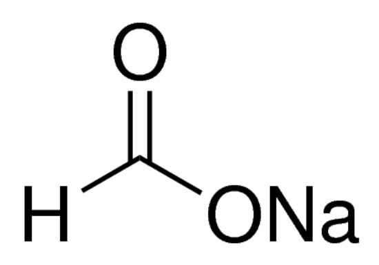 图片 甲酸钠,Sodium formate;reagent grade, 97%