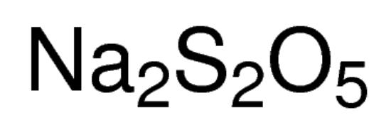 图片 偏亚硫酸氢钠 [偏重亚硫酸钠],Sodium metabisulfite [MBS];puriss. p.a., ACS reagent, reag. Ph. Eur., dry, 98-100.5%