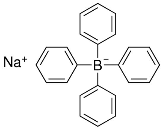 图片 四苯基硼酸钠 [四苯硼钠],Sodium tetraphenylborate;ACS reagent, ≥99.5%