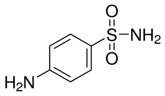 图片 对氨基苯磺酰胺 [磺胺],Sulfanilamide;puriss. p.a., ≥99% (calc. to the dried substance)