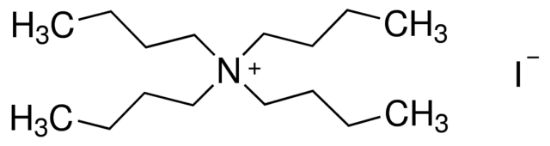 图片 四丁基碘化铵 [TBAI],Tetrabutylammonium iodide;≥99.0% (AT)