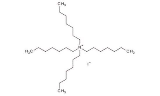 图片 四庚基碘化铵,Tetraheptylammonium iodide;for synthesis, ≥99.0%