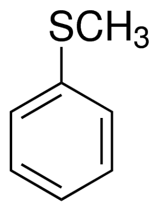 图片 茴香硫醚 [苯甲硫醚],Thioanisole;for synthesis
