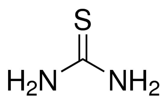 图片 硫脲,Thiourea;≥99.999% (metals basis)