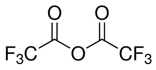 图片 三氟乙酸酐,Trifluoroacetic anhydride [TFAA];for GC derivatization, LiChropur™, ≥99.0% (GC)