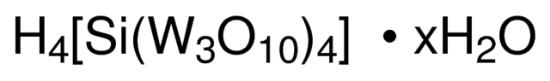 图片 钨硅酸水合物 [硅钨酸],Tungstosilicic acid hydrate;≥99.0%