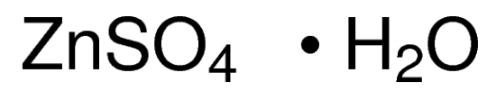 图片 硫酸锌一水合物,Zinc sulfate monohydrate;purum p.a., ≥99.0% (KT)