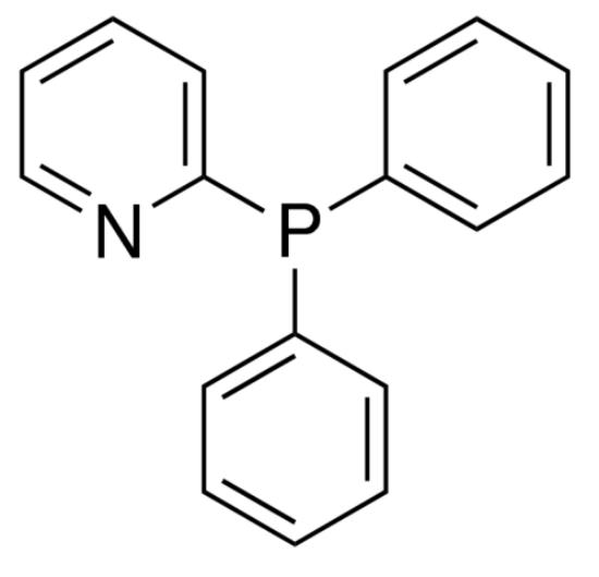图片 二苯基-2-吡啶膦,Diphenyl-2-pyridylphosphine;97%