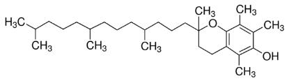 图片 (±)-α-生育酚 [维生素E],(±)-α-Tocopherol;tested according to Ph Eur, 96.0-102.0%
