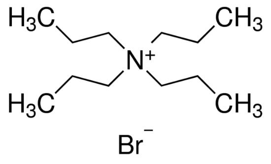 图片 四丙基溴化铵,Tetrapropylammonium bromide;for electrochemical analysis, ≥99.0%