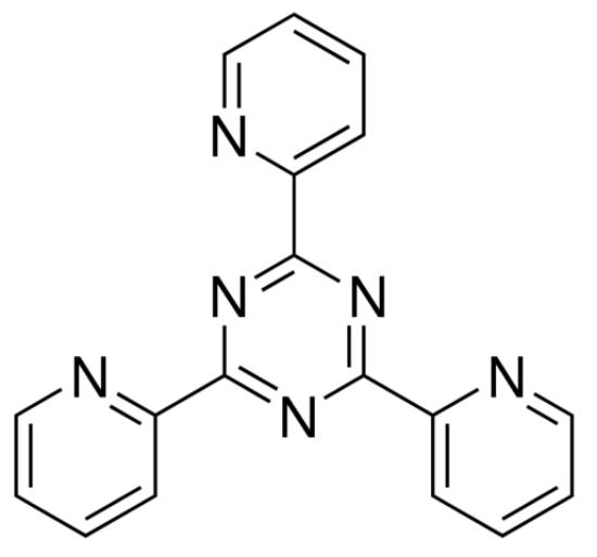 图片 2,4,6-三(2-吡啶基)-s-三嗪 [TPTZ],2,4,6-Tris(2-pyridyl)-s-triazine;for spectrophotometric det. (of Fe), ≥98%