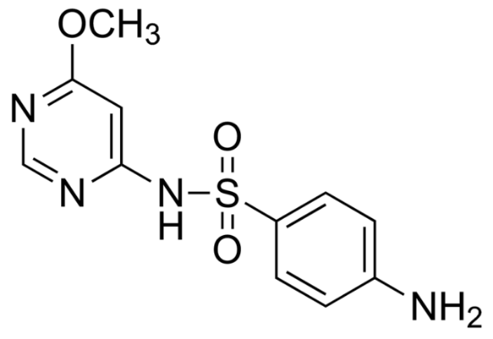图片 磺胺间甲氧嘧啶,Sulfamonomethoxine [SMM];VETRANAL®, analytical standard