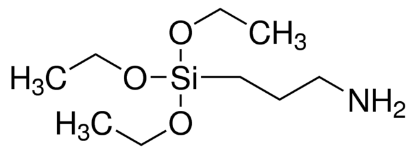 图片 3-氨丙基三乙氧基硅烷 [防脱剂],(3-Aminopropyl)triethoxysilane [APTES, APTS];99%