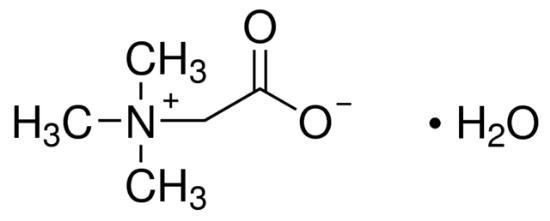 图片 甜菜碱一水合物,Betaine monohydrate;≥99%