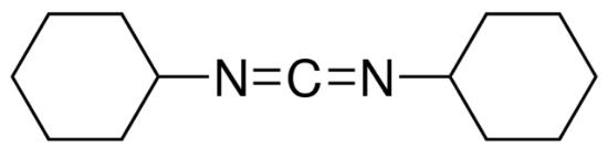 图片 N,N′-二环己基碳二亚胺 [DCC],N,N'-Dicyclohexylcarbodiimide;for synthesis