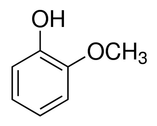 图片 愈创木酚,Guaiacol;natural, ≥99%, FG