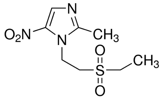 图片 替硝唑,Tinidazole;VETRANAL®, analytical standard, ≥99.0%, HPLC